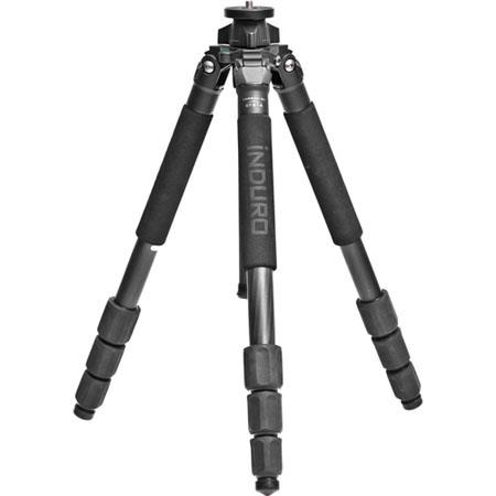 Induro CT Carbon Fiber CT Series Section Tripod Extends to Supports lbs 68 - 539