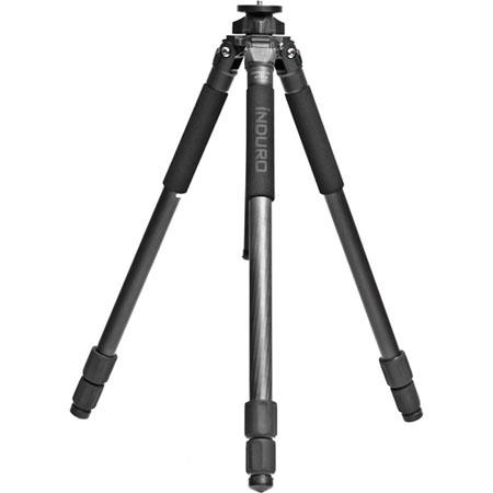 Induro CT Carbon Fiber CT Series Section Tripod Extends to Supports lbs 256 - 232