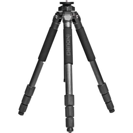 Induro CT Carbon Fiber CT Series Section Tripod Extends to Supports lbs 142 - 19