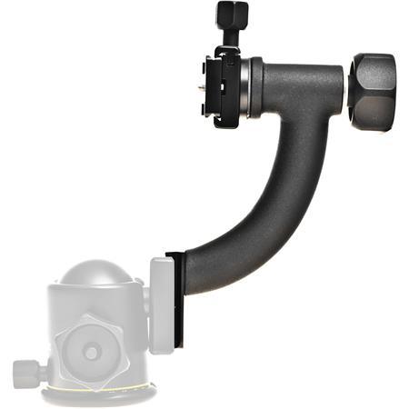 Induro GHBA GH Series Aluminum Gimbal Head Arca Swiss QR Clamp 76 - 670