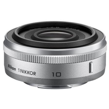 Nikon Nikkor f Lens Mirrorless Camera System Silver Refurbished Nikon USA 331 - 212