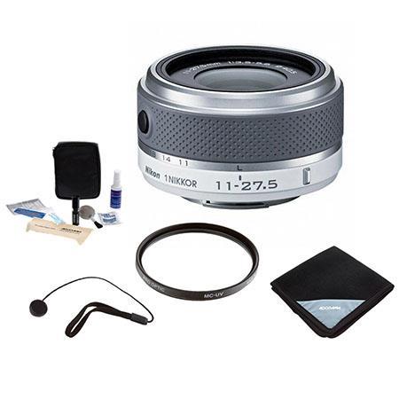Nikon Nikkor f ED IF VR ZOOM Lens Mirrorless Camera Bundle Pro Optic PRO MM MC UV Filter Pro Optic L 298 - 146