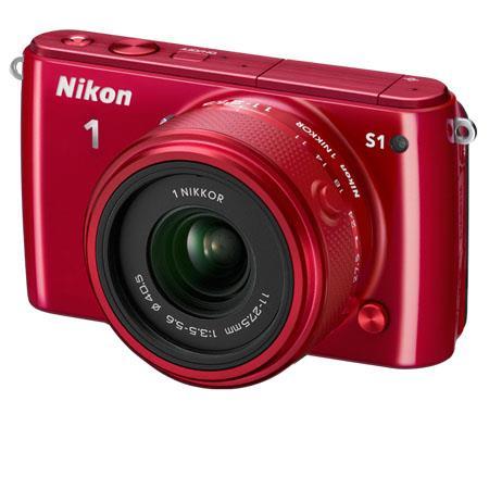 Nikon S Mirrorless Digital Camera Lens Megapixel Full HD p Video  305 - 42