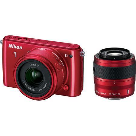 Nikon S Mirrorless Digital Camera mm Lenses Megapixel Full HD p Video  79 - 438