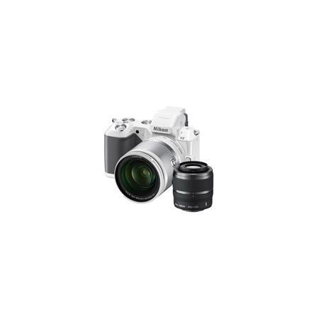 Nikon V Digital Camera Nikon f VR Lens Bundle Nikon f VR Lens Black Camera Bag and Filter Kit UV CPL 46 - 482