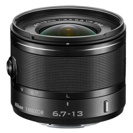 Nikon Nikkor f VR Wide Angle Zoom Lens Mirrorless Camera Nikon USA Warranty 186 - 449