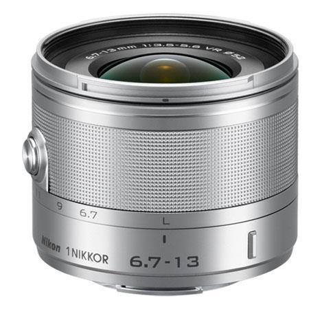 Nikon Nikkor f VR Wide Angle Zoom Lens Mirrorless Camera Silver Nikon USA Warranty 186 - 449