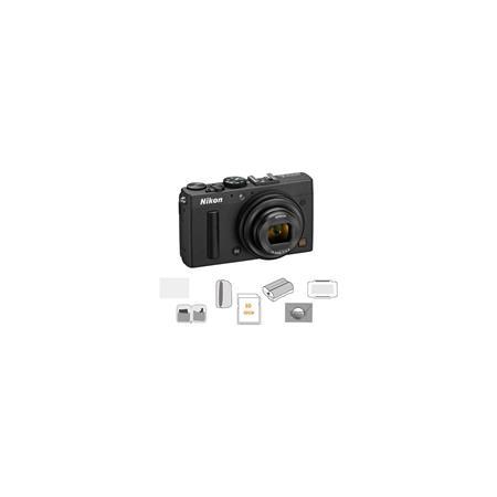 Nikon CoolpiA Digital Camera Megapixel Bundle LowePro Camera Pouch Sony GB Class SDSDHC Card Spare B 78 - 310