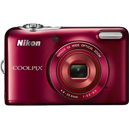 Nikon CoolpiL Digital Camera MPOptical Zoom LCD Monitor Glamour Retouch Options  34 - 463