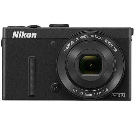 Nikon CoolpiDigital Camera MPOpticalDigital LCD Full HD p Video Micro USBHDMI Wi Fi  156 - 376