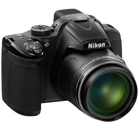 Nikon CoolpiDigital Camera MegapixelOptical Zoom p HD Video  255 - 25
