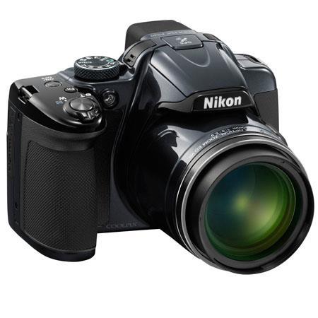 Nikon CoolpiDigital Camera MegapixelOptical Zoom p HD Video Grey 172 - 465