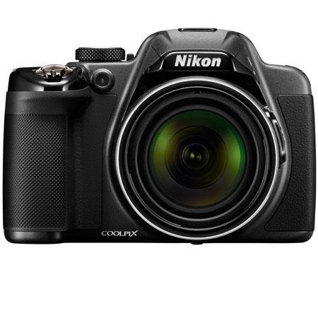 Nikon CoolpiDigital Camera MPOpticalDigital LCD Full HD p Video Micro USBHDMI Wi Fi  158 - 21