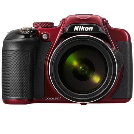 Nikon CoolpiDigital Camera MPOptical Zoom LCD Display HDMIUSB Wi Fi Image Stabilization  72 - 736