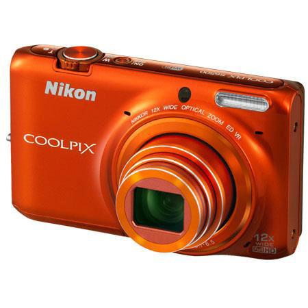Nikon CoolpiS MP Digital CameraOptical Zoom WiFi p Video Refurbished Nikon USA 55 - 666