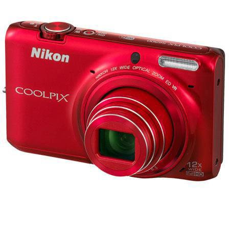 Nikon CoolpiS MP Digital CameraOptical Zoom WiFi p Video Refurbished Nikon USA 34 - 463
