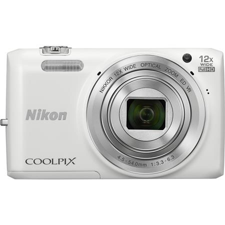 Nikon CoolpiS Digital Camera MPOptical Zoom Full HD p Video Built Wi Fi  30 - 716