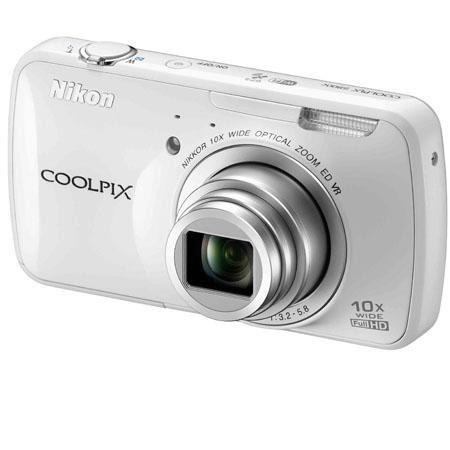 Nikon CoolpiSc Digital Camera MP Android Operating System Refurbished Nikon USA 73 - 777