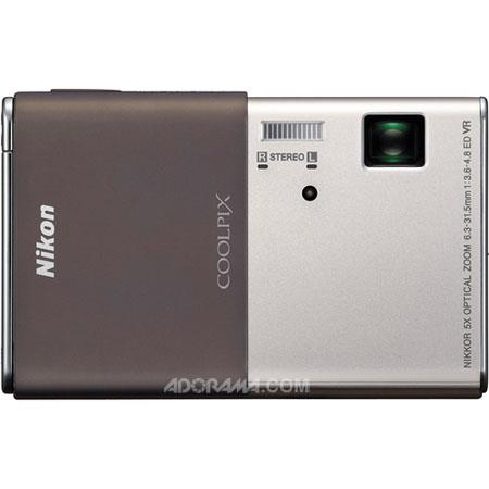 Nikon CoolPiS Megapixel Digital CameraOptical ZoomDigital Zoom LCD way VR Image Stabilization System 201 - 473