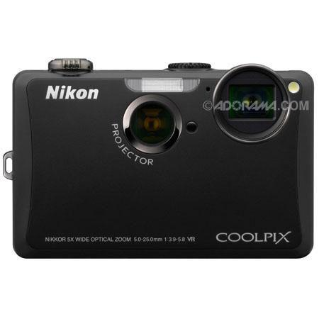 Nikon CoolpiSpj Digital Camera Refurbished Nikon USA 55 - 666