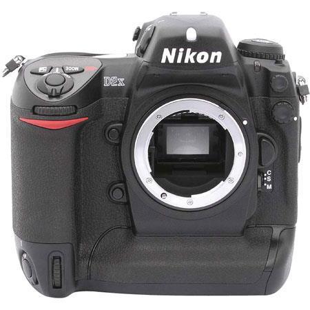 Nikon DX Digital SLR Camera Body mp Refurbished Nikon USA 185 - 597