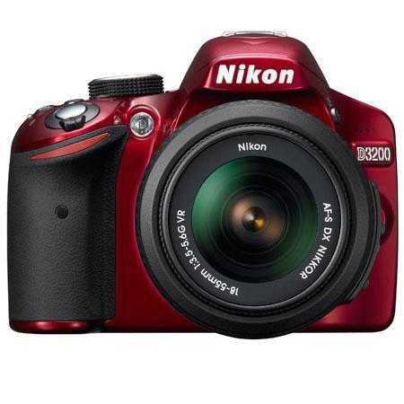 Nikon D Megapixel Digital SLR Camera NIKKOR VR Lens Refurbished Nikon USA 144 - 165