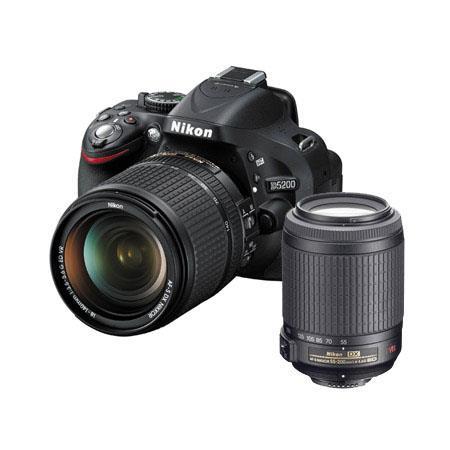 Nikon D DSLR Camera AF S DX f G ED VR Lens Bundle f G ED IF AF S DX VR Lens Camera Bag Filter Kit UV 149 - 431