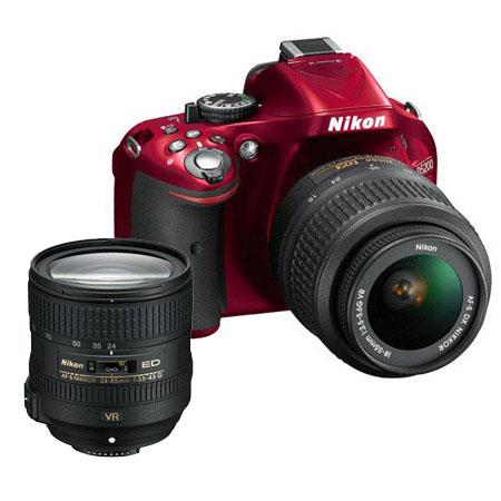 Nikon D DX Format Digital SLR Camera DX VR Lens Bundle Nikon f G ED AF S VR Lens Camera Bag and Filt 74 - 89