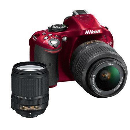 Nikon D DX Format Digital SLR Camera DX VR Lens Bundle f G ED AF S DX VR Lens Camera Bag and Filter  122 - 634