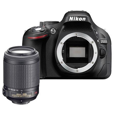 Nikon D Megapixel DX Format Digital SLR Camera Body Special Promotional Bundle 206 - 268
