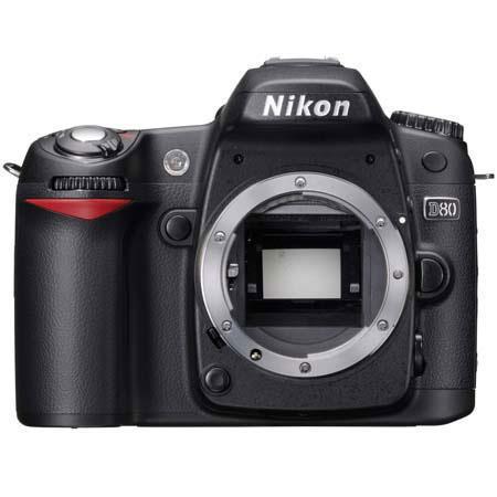 Nikon D Digital SLR Camera Body Refurbished Nikon USA 128 - 550