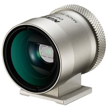 Nikon DF CP Optical Viewfinder CoolpiA Digital Camera Silver 121 - 172