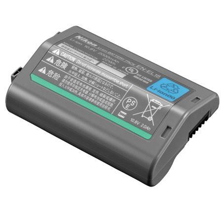 Nikon EN EL Rechargeable Lithium ion Battery Pack 58 - 488
