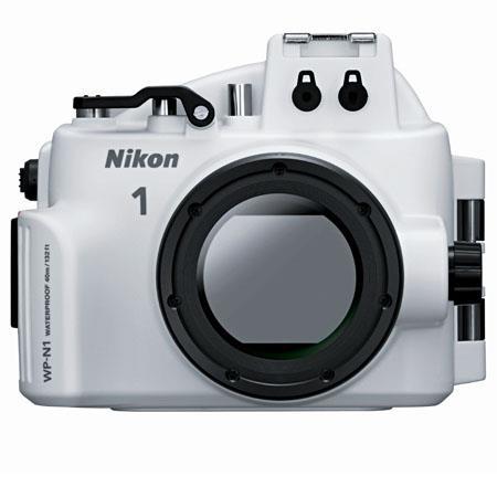 Nikon WP N Waterproof Case Camera Housing Nikon J and J Mirrorless Digital Cameras 416 - 91