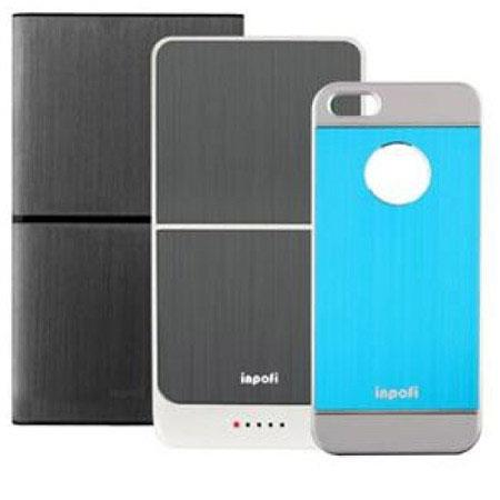 iNPOFi Wireless Charging Kit iPhone s Brushed CharcoalBlue 159 - 334