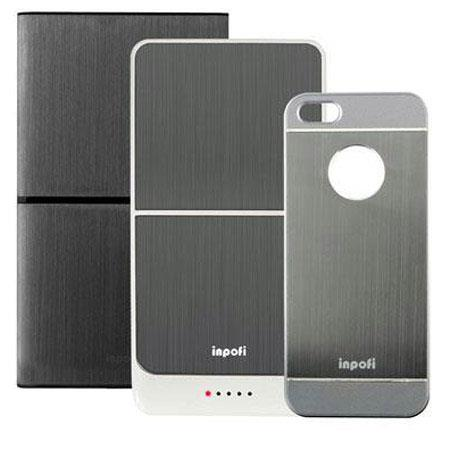 iNPOFi Wireless Charging Kit iPhone s Brushed CharcoalGrey 110 - 707