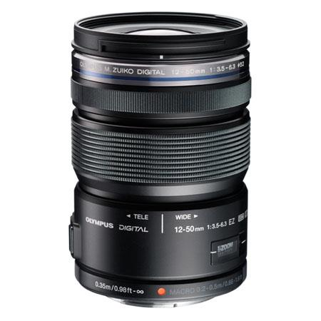 Olympus Micro Zuiko Digital ED f EZ Zoom Lens Micro Four Thirds System  225 - 48