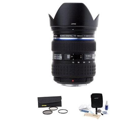 Olympus Zuiko f Digital ED SWD Lens Kit Tiffen Wide Angle Filter Kit Adorama Digital Camera Lens Cle 228 - 542