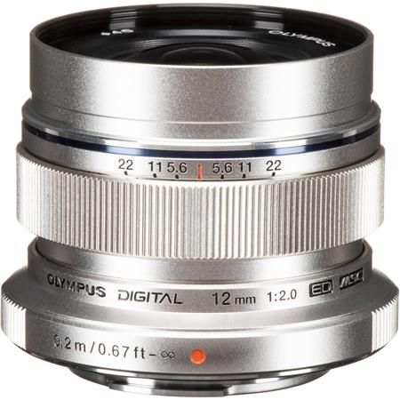 Olympus MZuiko Digital ED F Lens Micro Four Thirds System 52 - 669