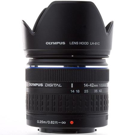 Olympus Zuiko Digital f Zoom Lens Four Thirds E Mount Digital SLR Camera 201 - 473