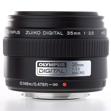 Olympus Zuiko f E ED Digital Macro Lens the E Digital SLR System 70 - 529