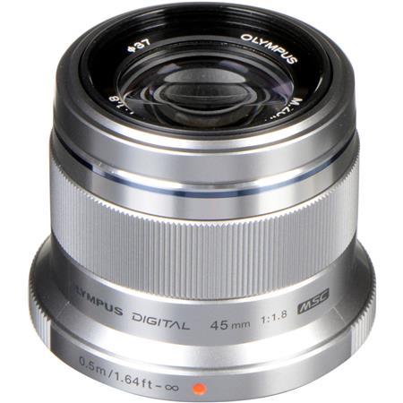 Olympus M Zuiko Digital f Lens Micro Four Thirds System Silver 168 - 694