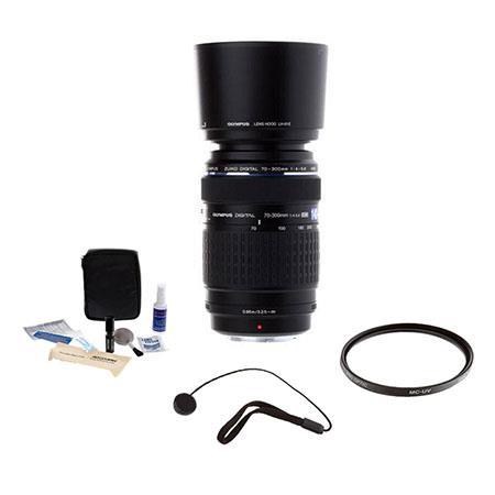 Olympus Zuiko F E ED Digital Lens Kit Pro Optic MC UV Filter Lens Cap Leash Digital Camera Lens Clea 316 - 504