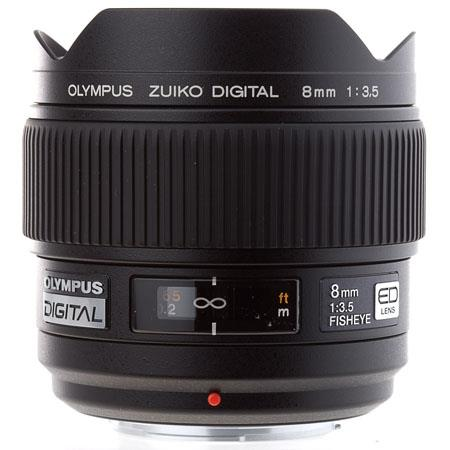 Olympus Zuiko f E ED Digital Fish Eye Lens the E Digital SLR System 139 - 458