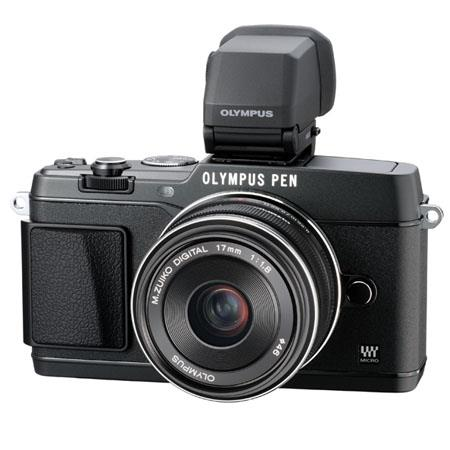 Olympus Pen E P Micro Four Thirds Mirrorless Digital Camera f Lens VF Electronic Viewfinder  34 - 694