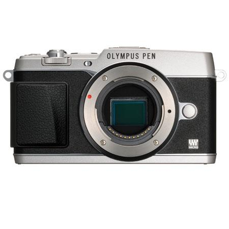 Olympus Pen E P Micro Four Thirds Mirrorless Digital Camera Body MP Display Built Wi Fi TruePic VI I 265 - 371