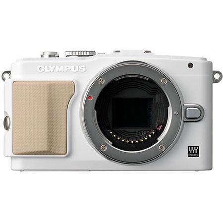 Olympus E PL Mirrorless Digital Camera Body Flip Portrait LCD Full i HD Video  316 - 504