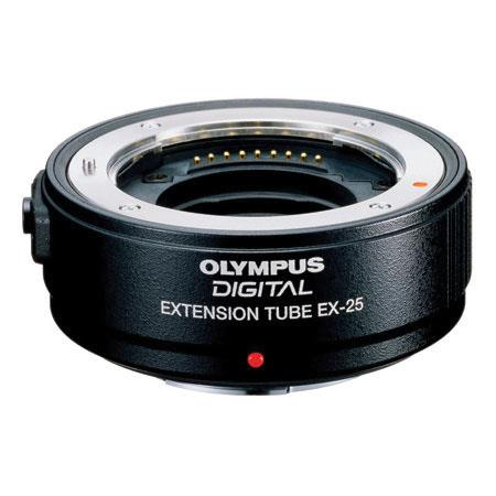 Olympus EX Macro Extension Tube the E Digital System Lenses f Macro through f 151 - 242