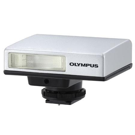 Olympus FL Shoe Mount Compact Flash E P Digital Camera Guide Number at ISO  66 - 557