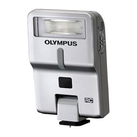 Olympus FL R Wireless Flash Guide Number of Meters at ISO Feet 192 - 343